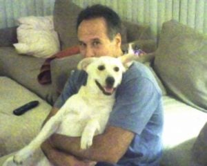Dr. Greg Malakoff Mobile Chiropractor & Dog Elena